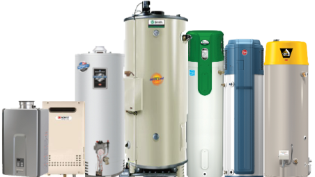 Water Heater Products